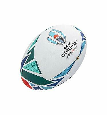 Rugby World Cup 2019 Gilbert Official Match Ball Sirius W/O Stand Japan Rwc2019
