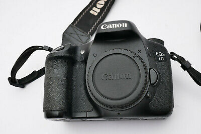 Canon EOS 7D 18.0MP (Body Only) Used