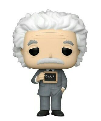 Funko Pop! World History Albert Einstein Vinyl Figure