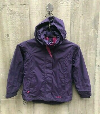 Mountain Life Girls Jacket Size Age 5-6 Years