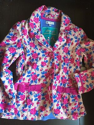 AUTOGRAPH m & s MARKS SPENCERS Smart Coat Jacket Age 6 - 7 Years GIRLS VGC