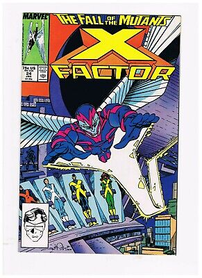 X-Factor # 24 NM- Or Better 1st Archangel Combine Shipping Key Hot