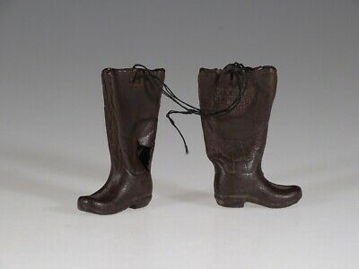 Goodrich Hip Press Boots Salesman's Sample, U.S.A. c. 1921