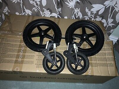 Bugaboo Cameleon 3 Cam3 Wheels Front And Back Full Set Of Four