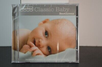 Classic Baby Beethoven - Fisher Price - CD - New