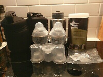 Tommee Tippee Closer to Nature Baby Bottles plus Others