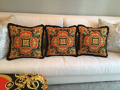 Versace Fabric For Upholstery Or Cover Sofa Chair Designer