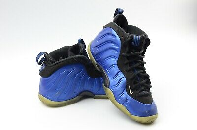 898060-500 Foamposite Royal Black CHOOSE SIZE Nike Little Posite One XX TD