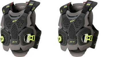 Alpinestars A-4 Max Chest Protector All Colors & Sizes