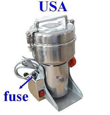 Brand NEW Electric Coffee Beans Grain Grinder Cereal Mill Powder Machine Flour