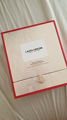 Laura Mercier The Caviar Vault Eye Colour Collection Set