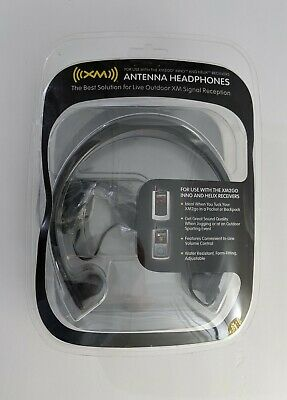 XM Antenna Headphones  Inno and Helix Receivers New open box