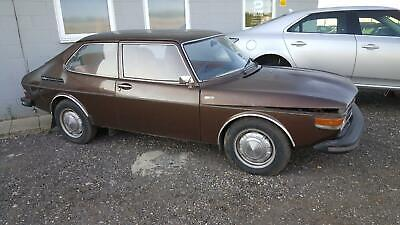 1977 Saab 99 Combi coupe shell Corrosion free, Can be converted to 99 TURBO 3DR