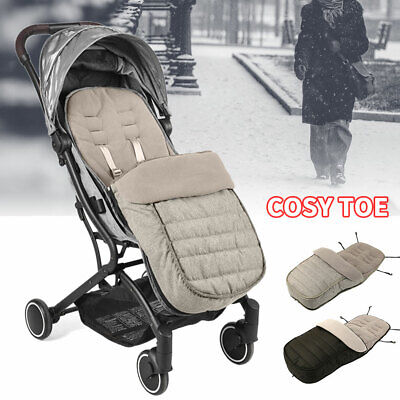 Baby Toddler Universal Footmuff Cosy Warm Toes Apron Liner Buggy Pram Stroller