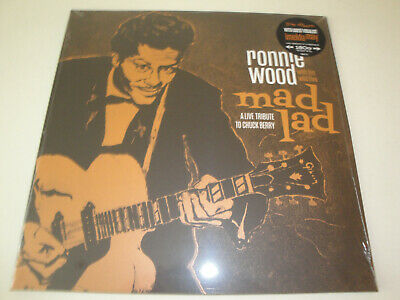 Ron Wood (Rolling Stones): Mad Lad- A Live Tribute To Chuck Berry   Vinyl LP