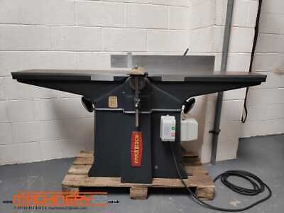 "Sagar, Bursgreen, 12"", Jointer Planer, Surface Planer, DC Brake, 415V"