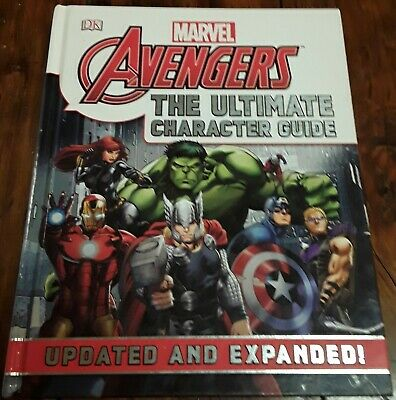 Marvel The Avengers: The Ultimate Character Guide: Updated & Expanded