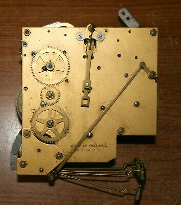 Smiths Mantle clock movement for spares.Sold as seen.