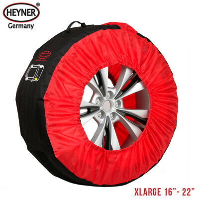 SUV 4x4 spare wheel tyre bag protective cover x4