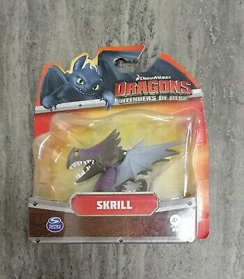 Spin Master How To Train Your Dragon Defenders of Berk Mini skrill Toy Figure