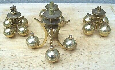Good Selection of Four Vintage Anniversary Clock Pendulums