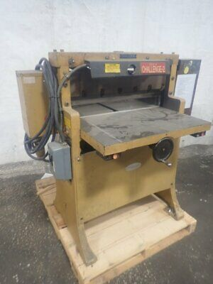 "Challenge Hbe 305 Paper Shear 30"" 10192300004"