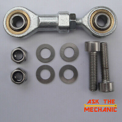 Honda MSX125 Grom Rose Joint Kit Improved Adjustable Gear Shift Linkage Rod MSX