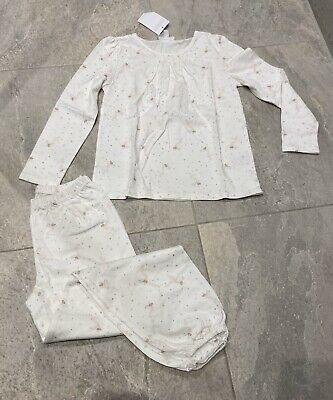 Girls Pyjamas Age 9-10 New With Tags The White Company