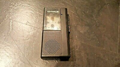 OLYMPUS Pearlcorder S906 Dictaphone Voice Recorder