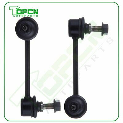 Suspension Rear 2Pcs Right Left Stabilizer Bar Link Kit For 98-07 Honda Accord