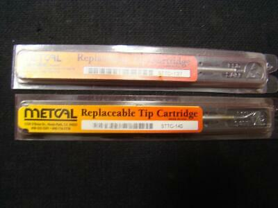 Metcal STTC-140 & STTC-137 STTC Series Soldering Cartridge - Used