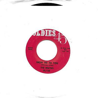 """The Beatles Please Please Me + From Me To You Re-issue - Ex copy US 45 7"""" USA"""
