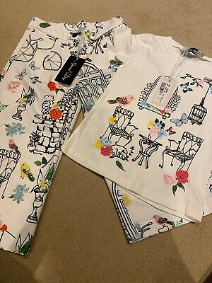 Brand New With Tags Age 8 Years Trousers And T-shirt By Special Day . Summer