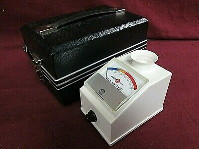 Myron L Company DS Meter Model RO-1 with Black Carrying Case