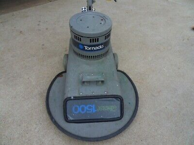 "Tornado 1500 20"" Floor Polisher You Pick Up Item In Lorain, Oh"