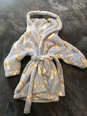 Next Girls Dressing Gown Size 2-3 Years