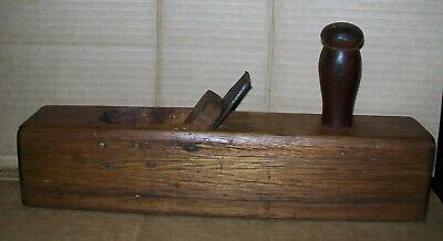 """VINTAGE 14"""" WOODWORKING PLANE with Ward & Payne 2 1/4"""" blade"""