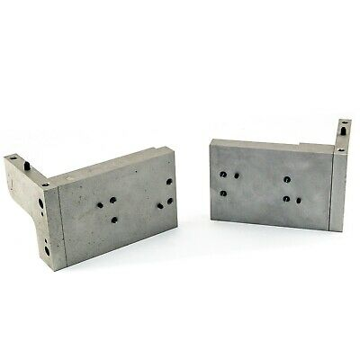 Parker Daedal 404XR Underside Right Angle Mounting Brackets- Lot of 2