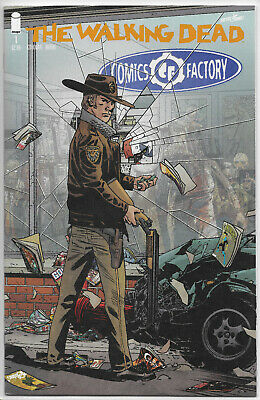 The Walking Dead #1 15th Anniversary Store Variant