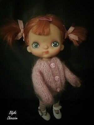Holala Gina Repaint Doll By Blythe Obsession