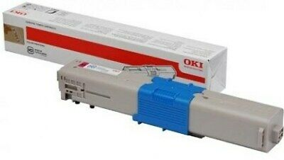 Oki TONER CARTRIDGE FOR C301/321 MAGENTA; 1500 PAGES
