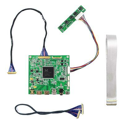 Fit For 4K LCD LQ133D1JW33 LQ156D1JW04 LQ125D1JW31 LQ156D1JW31 HDMI Board