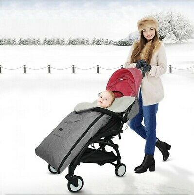 Baby Toddler Universal Footmuff Cosy Toes Apron Liner Buggy Pram Stroller Hot