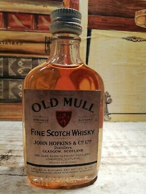 Mignon Whisky Old Mull 4.7cl 43.3%