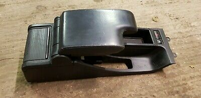 BMW E46 M3 Center console arm rest complete from coupe