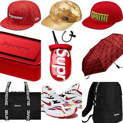 SELECT ITEM KPOPPIN USA OFFICIAL SUPREME FW19 SS19  ACCESSORY BAG