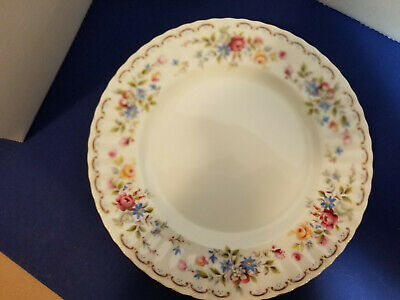 "Royal Albert "" Jubilee Rose"" Dinner  plates"
