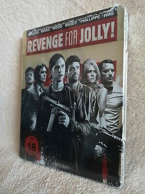 Revenge for Jolly SteelBook [Blu-ray: Region Free, Limited Edition] New!
