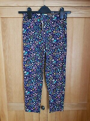 Pretty Girls Floral Trousers From Gap. Size Xxl 13-14 Years. Bnwt