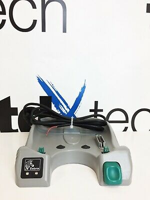 (TDX240) Zebra RW 420 Vehicle Cradle w/ 12V Cable - DC17141-2